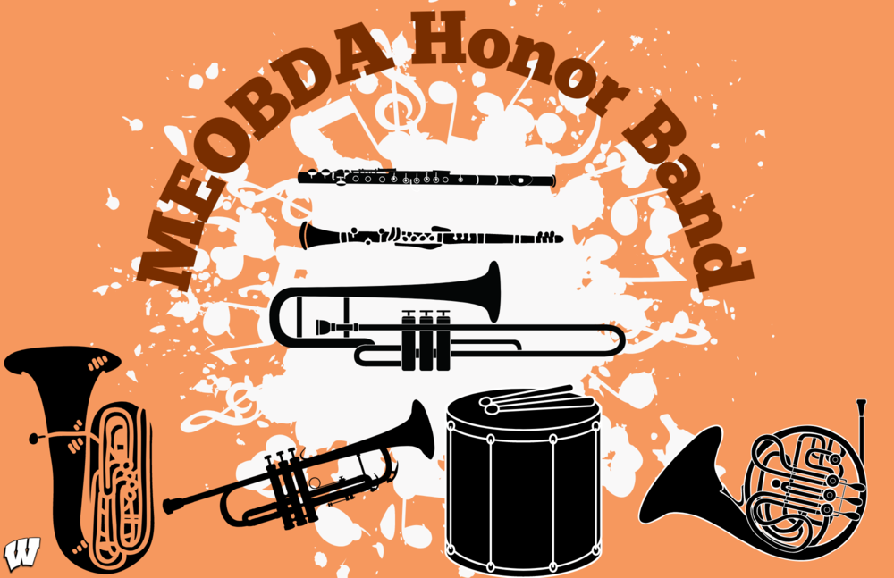 MEOBDA District Honor Band Results