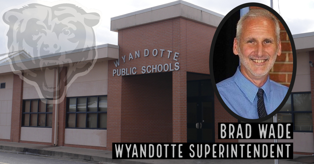 Welcome New Superintendent Brad Wade