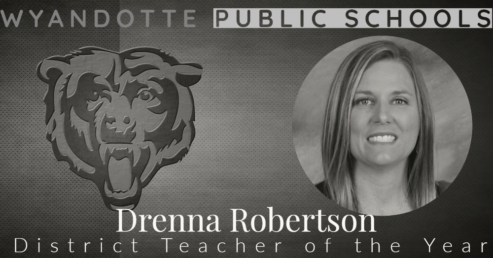 Wyandotte District Teacher of the Year