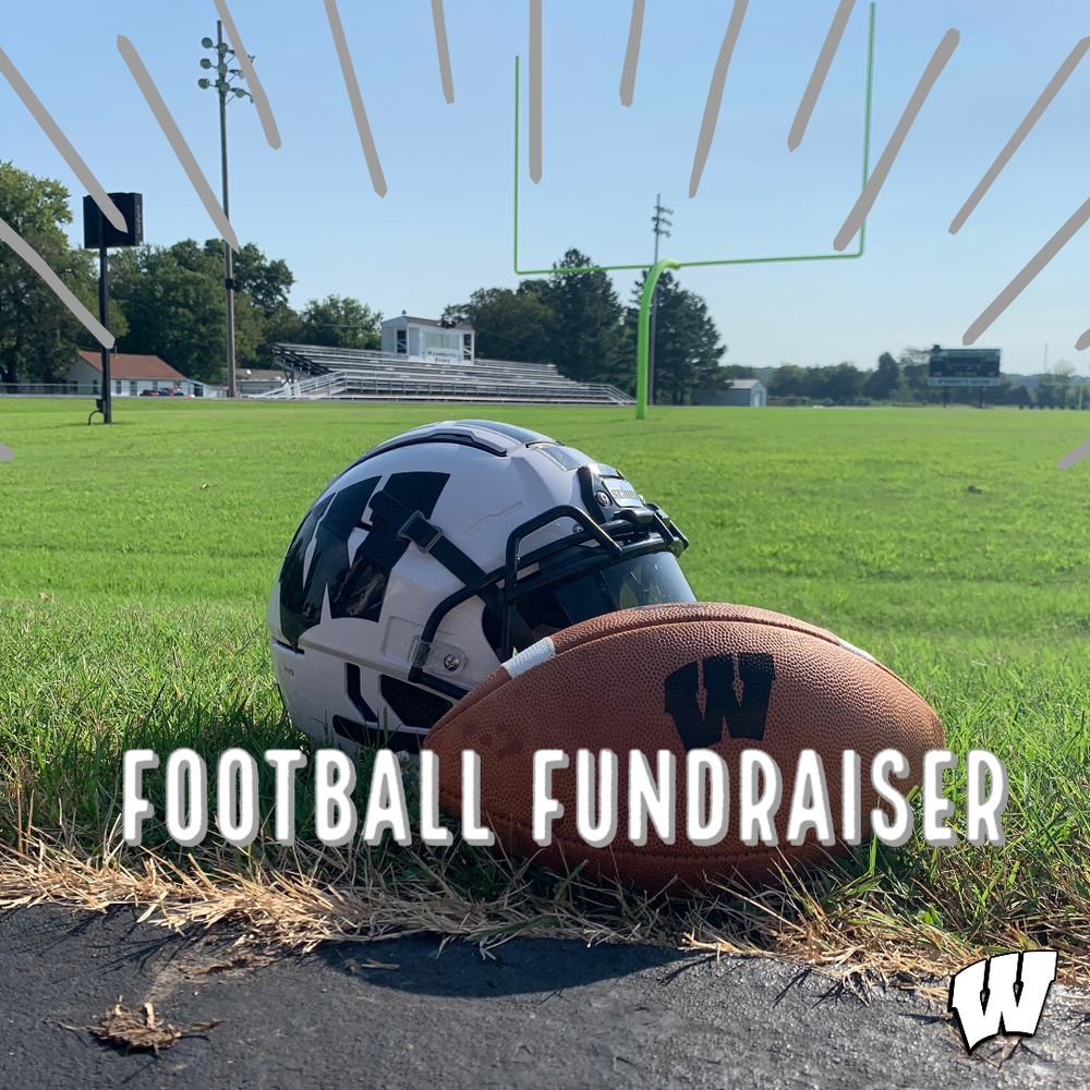 Wyandotte Football Fundraiser: Fan Cloth Shop