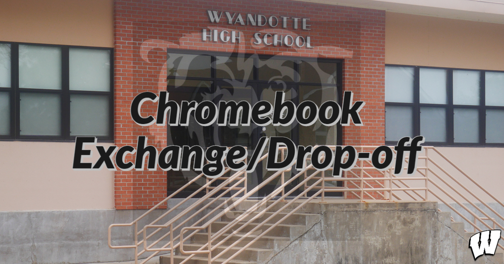 Incoming 9th Grader Chromebook Exchange/Drop-off