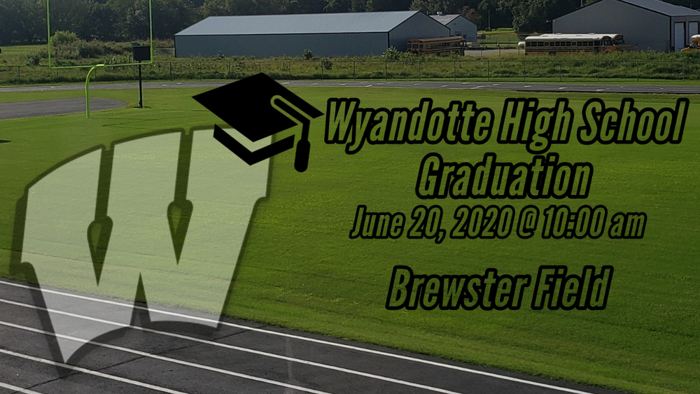Wyandotte High School Commencement Exercise Information