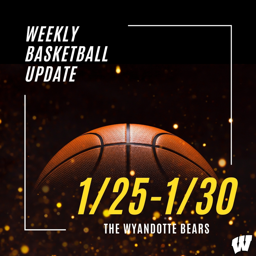 January 25th-29th: Basketball Game Update