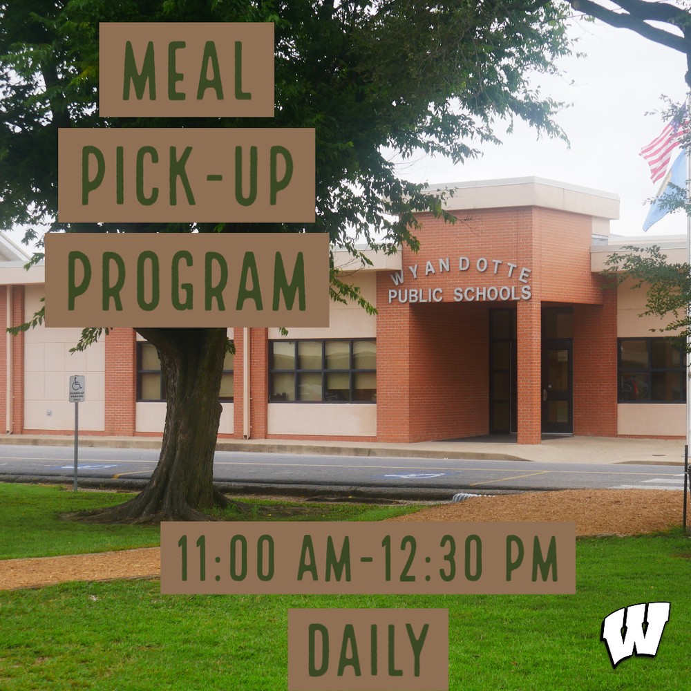 WPS: Meal Pick-Up Program