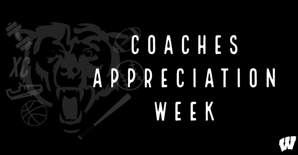 Coaches Appreciation Week