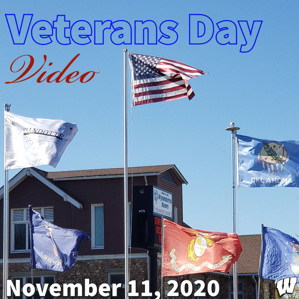 Veterans Day Ceremony Video