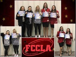 Wyandotte FCCLA Members Participate in STAR Events