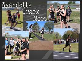 6th-9th Wyandotte Track Meet Results