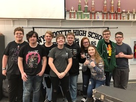 Wyandotte Band: MEOBDA 2019 Honor Bands