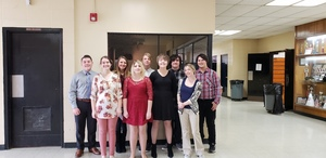 Students Qualify for State Solo & Ensemble Contest