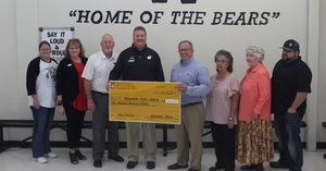 Wyandotte Nation Donates $100,000.00 to the Bears