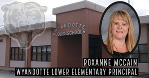Welcome New Lower Elementary Principal Roxanne McCain