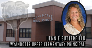 Welcome New Upper Elementary Principal Jennie Butterfield
