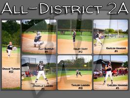 All-District Accolades for Wyandotte Softball Team