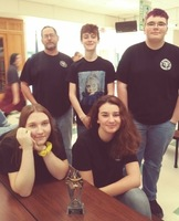 Wyandotte Academic Team Advances to State
