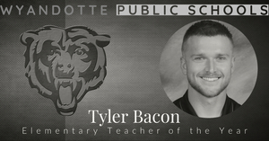 2019-2020 Elementary Teacher of the Year