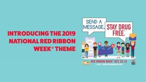 Red Ribbon Week: October 21st-25th