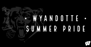 Wyandotte Athletics July Summer Pride Schedule