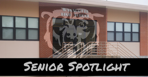 Senior 2020 Spotlight: Sara Wright