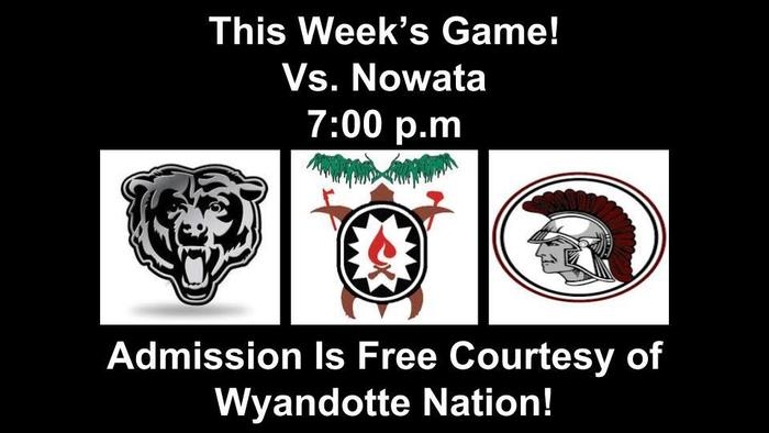 Wyandotte Nation Night/Senior Night