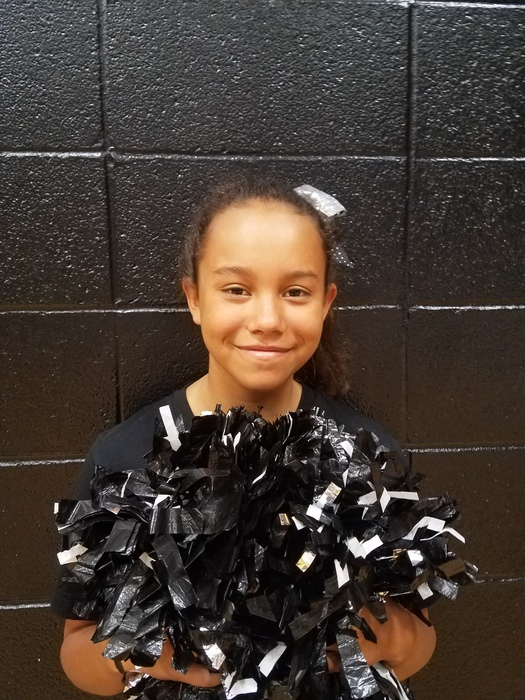 Cheerleader of the Week Devany Panter
