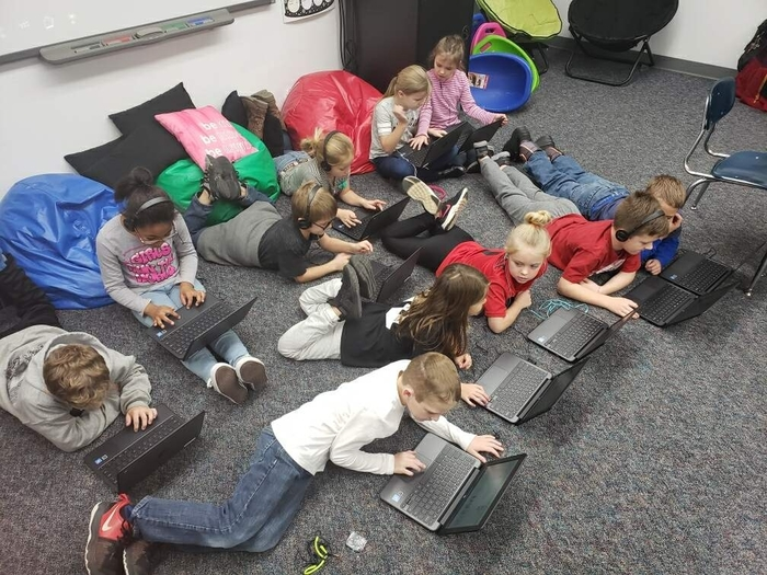 2nd grade/chromebooks