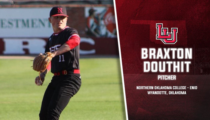 Braxton Douthit National Signing Day