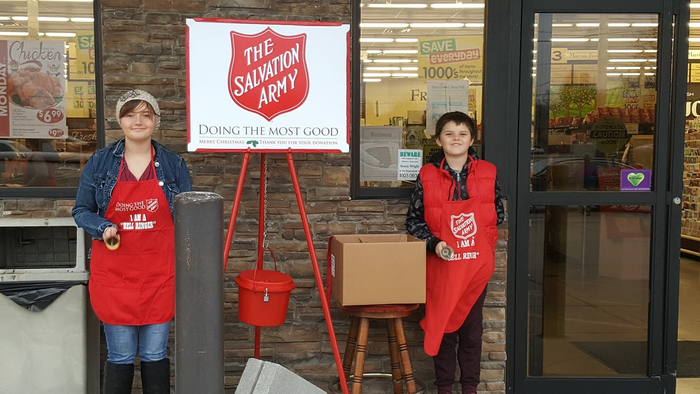 Salvation Army Volunteers WMS