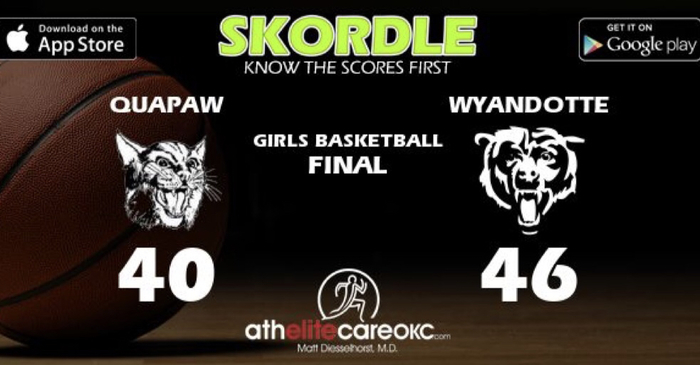 Lady Bears defeat Quapaw