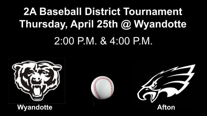 2A Baseball District at Wyandotte