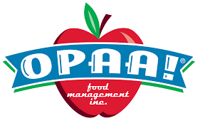 OPAA Food management