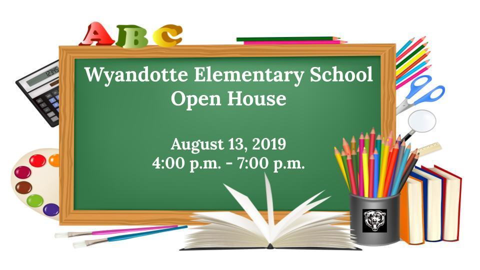 Wyandotte ES Open House