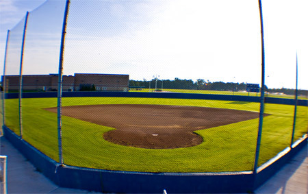 Crowder Softball Field