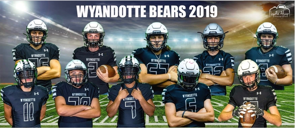 Bears Football Seniors