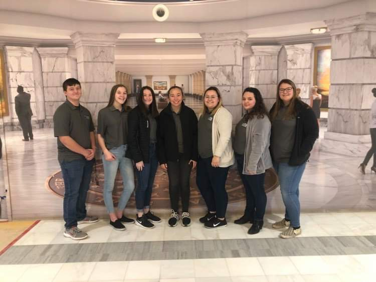 FCCLA Members attend Teen Driving Summit